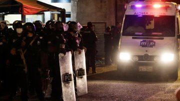 Ecuador Prison Violence