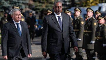 UKRAINE-US-DEFENCE-DIPLOMACY